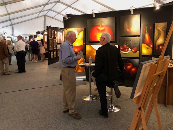 Arizona Fine Art Expo Begins January 11 in N  Scottsdale - A Peek at