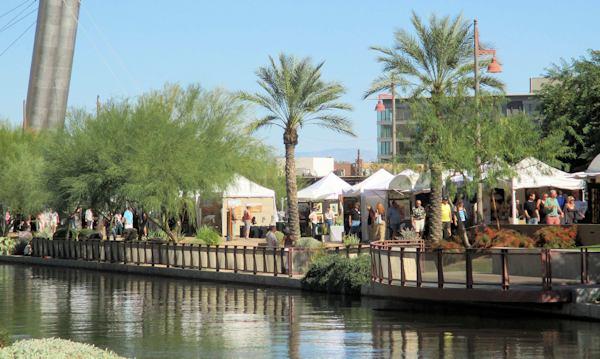 Thunderbird Artists Waterfront Fine Art & Wine Festival is